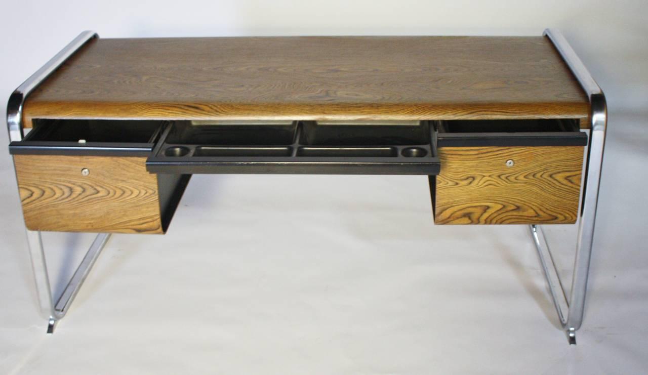 Peter Protzman for Herman Miller Desk For Sale at 1stdibs