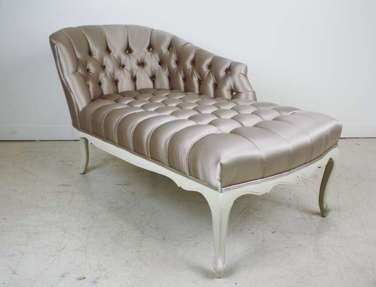 1940s french chaise at 1stdibs for Chaise 1940