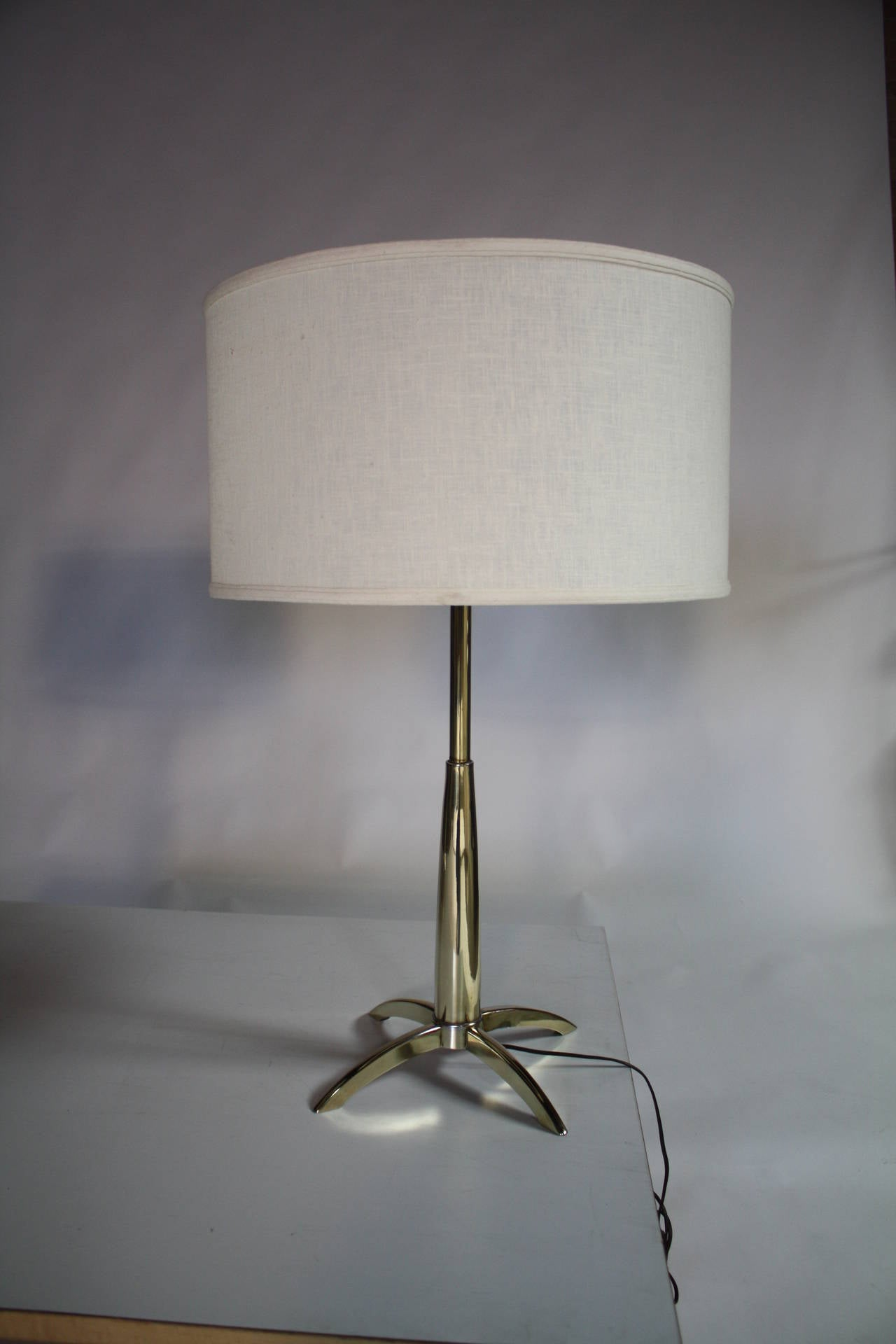 Mid-20th Century Stiffel Rocket Lamps For Sale