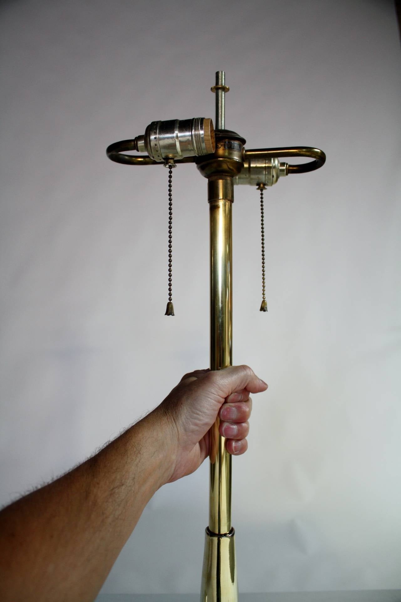 Stiffel Rocket Lamps For Sale 1