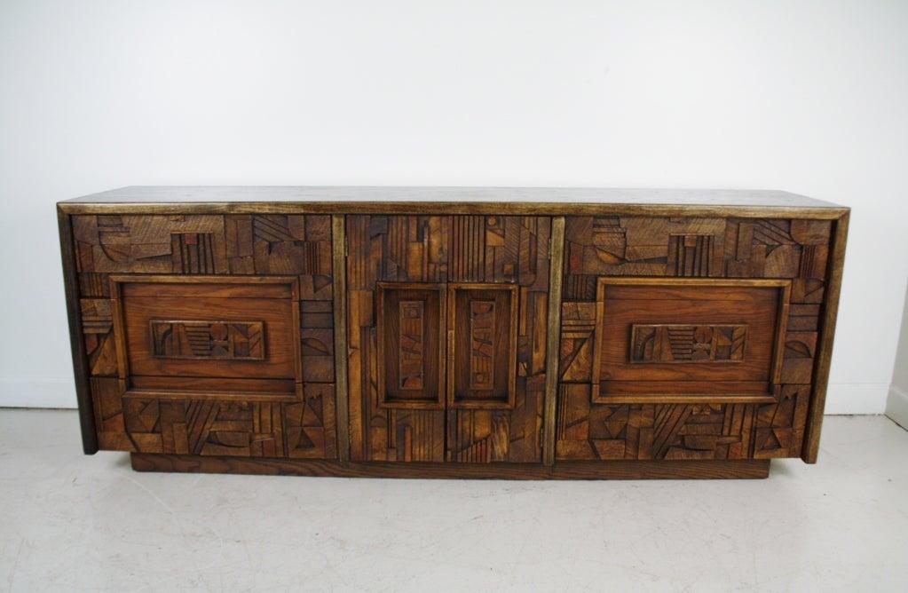 Lane Brutalist Dresser 3