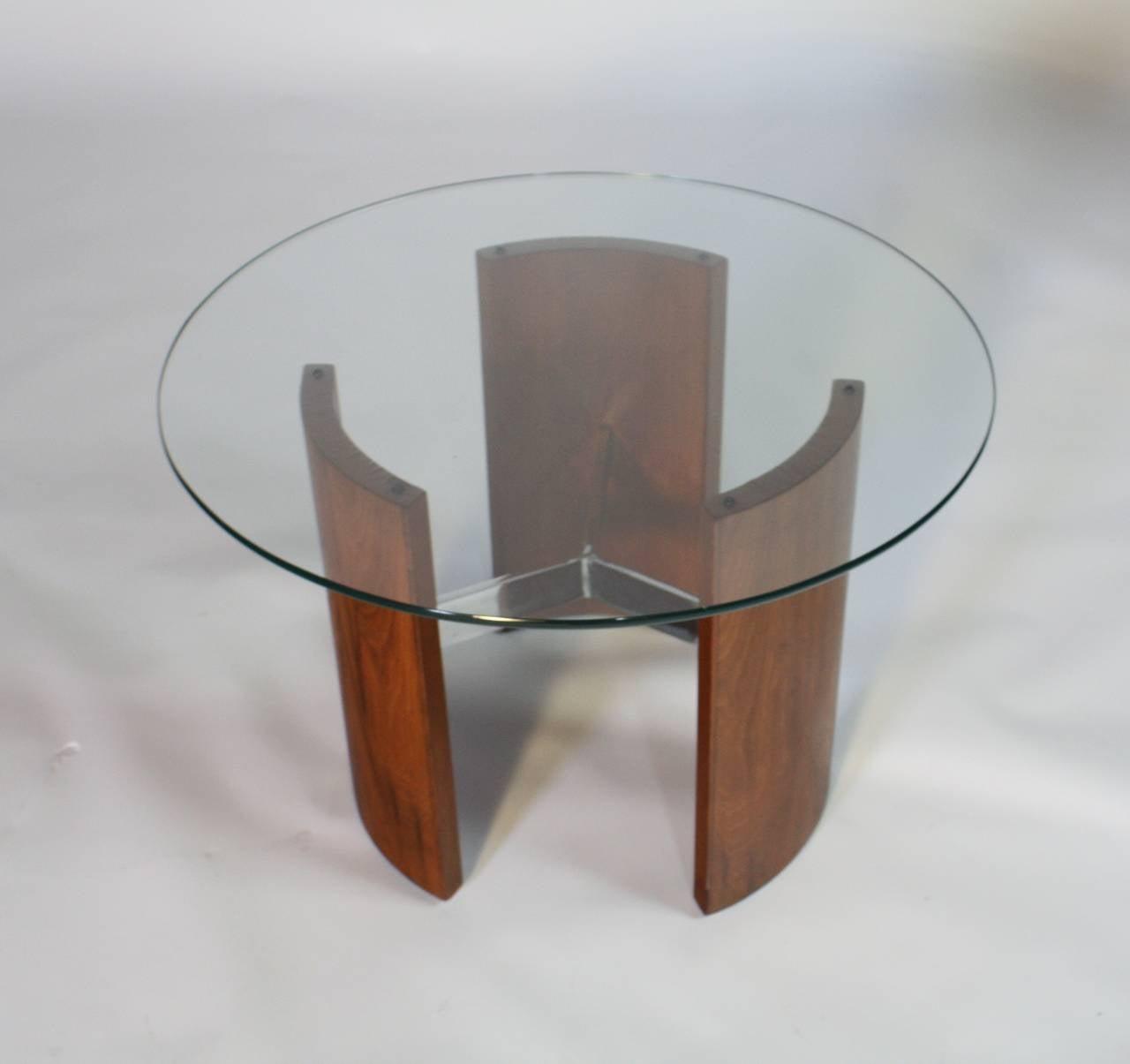 Set Of Kagan Radius Tables At 1stdibs
