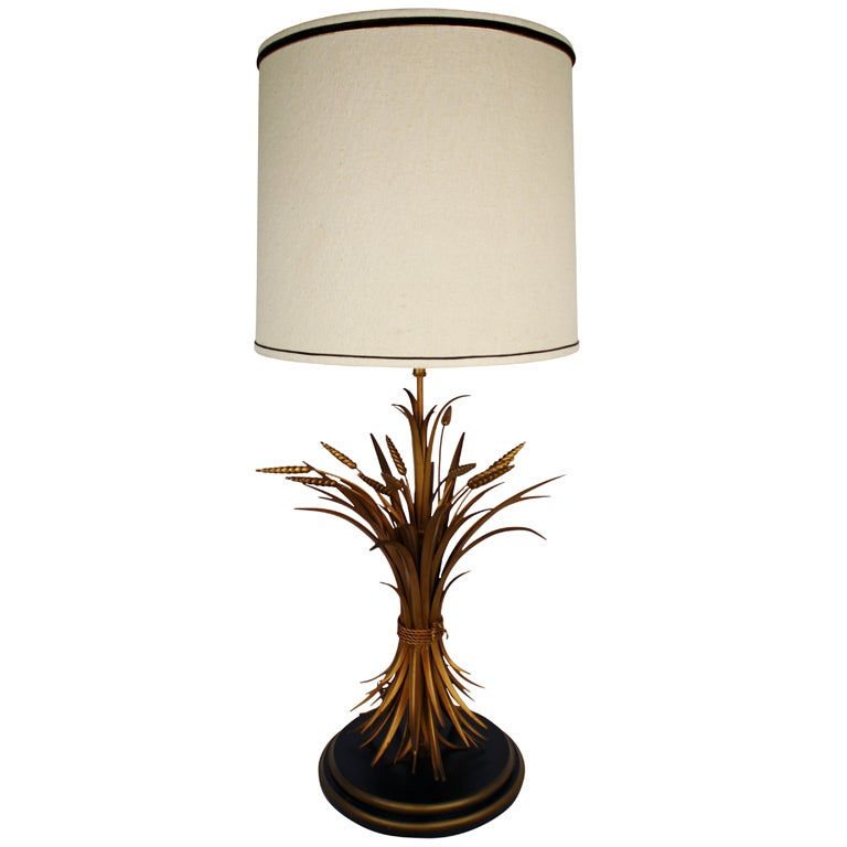 Sheaf of wheat table lamp at 1stdibs sheaf of wheat table lamp 1 mozeypictures Image collections
