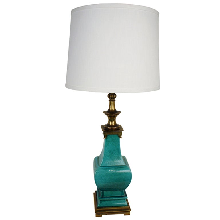 Asian lamp style