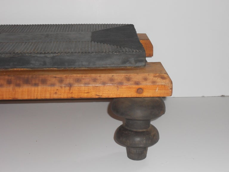 Factory Electrician S Stool At 1stdibs