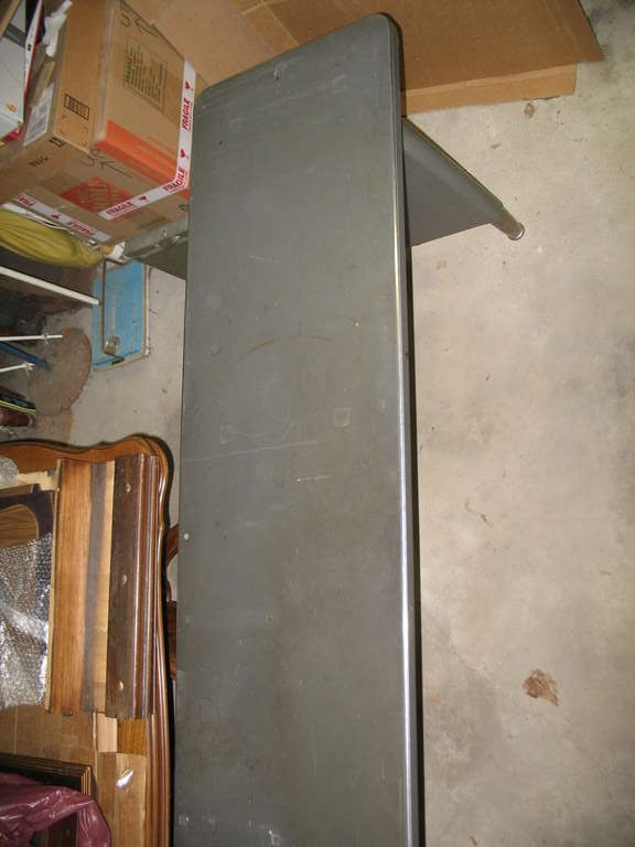 Steelcase Credenza Desk Sofa Table 8 Ft Long At 1stdibs