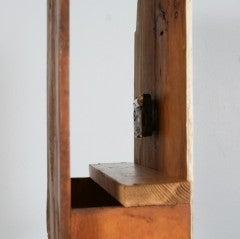 Antique Danish Black Painted Grandfather Clock image 3