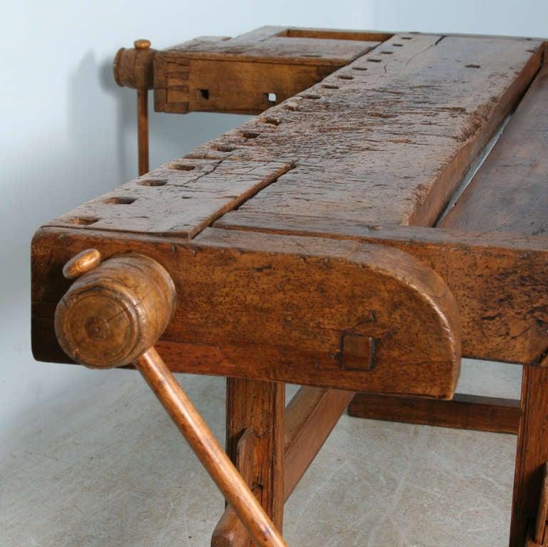 66 Best Antique Work Benches Images On Pinterest: Antique Carpenter's Workbench, Sweden Circa 1890 At 1stdibs