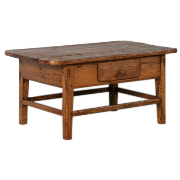 Xxx 9236 1332802512 Pine coffee table with drawers