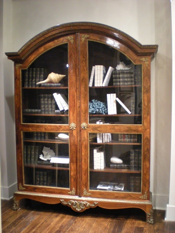 Period bibliotheque at 1stdibs - Bibliotheque 4 cases ...