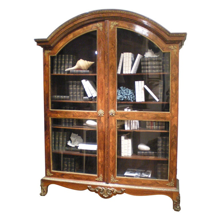 period bibliotheque at 1stdibs. Black Bedroom Furniture Sets. Home Design Ideas