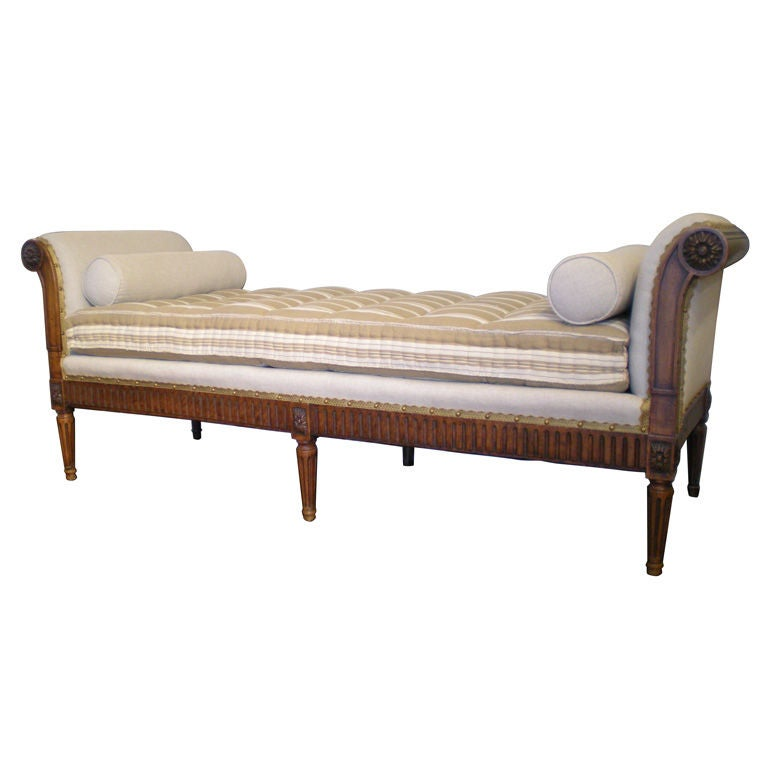 Daybed bench at 1stdibs Daybed bench