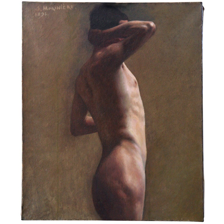 Nude Painting For Sale