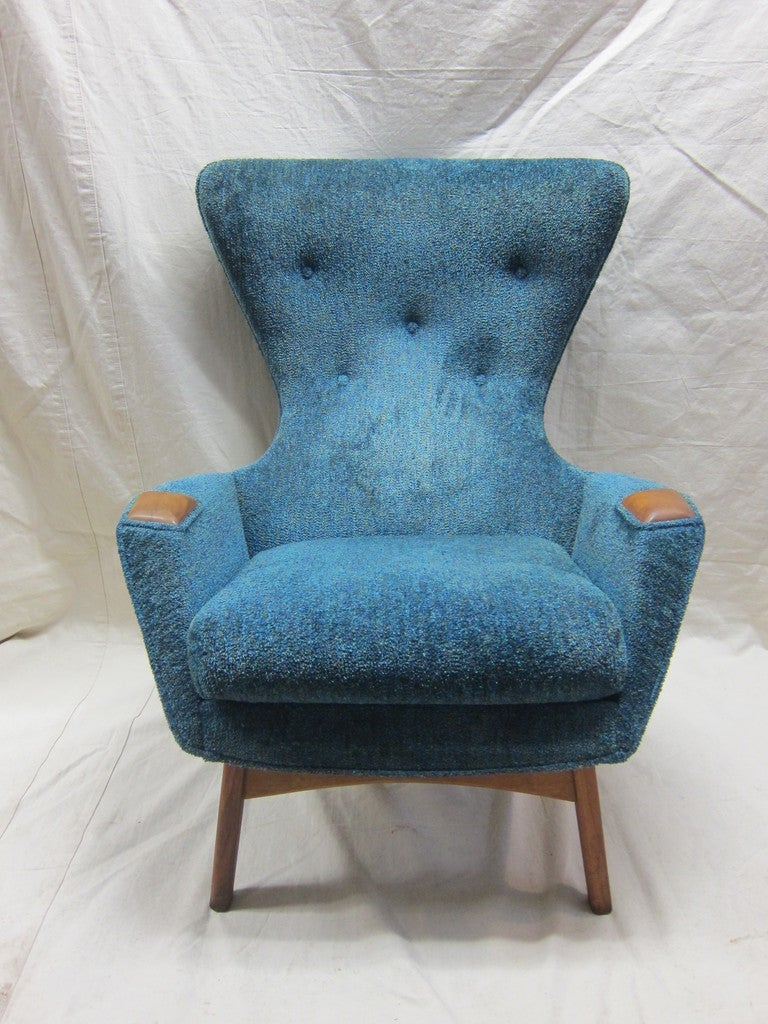 Adrian Pearsall Wing Chair 5
