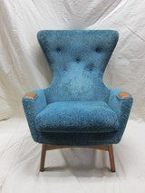 Adrian Pearsall Wing Chair image 5