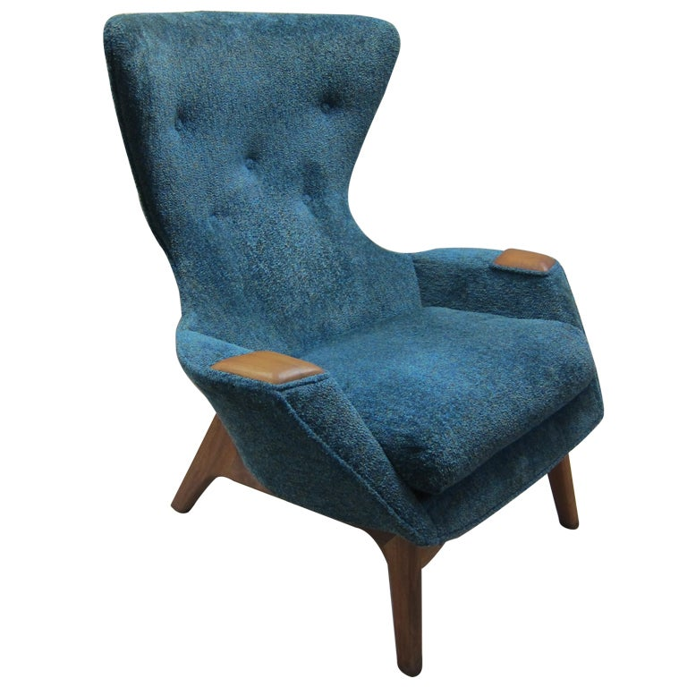 Adrian Pearsall Wing Chair 1