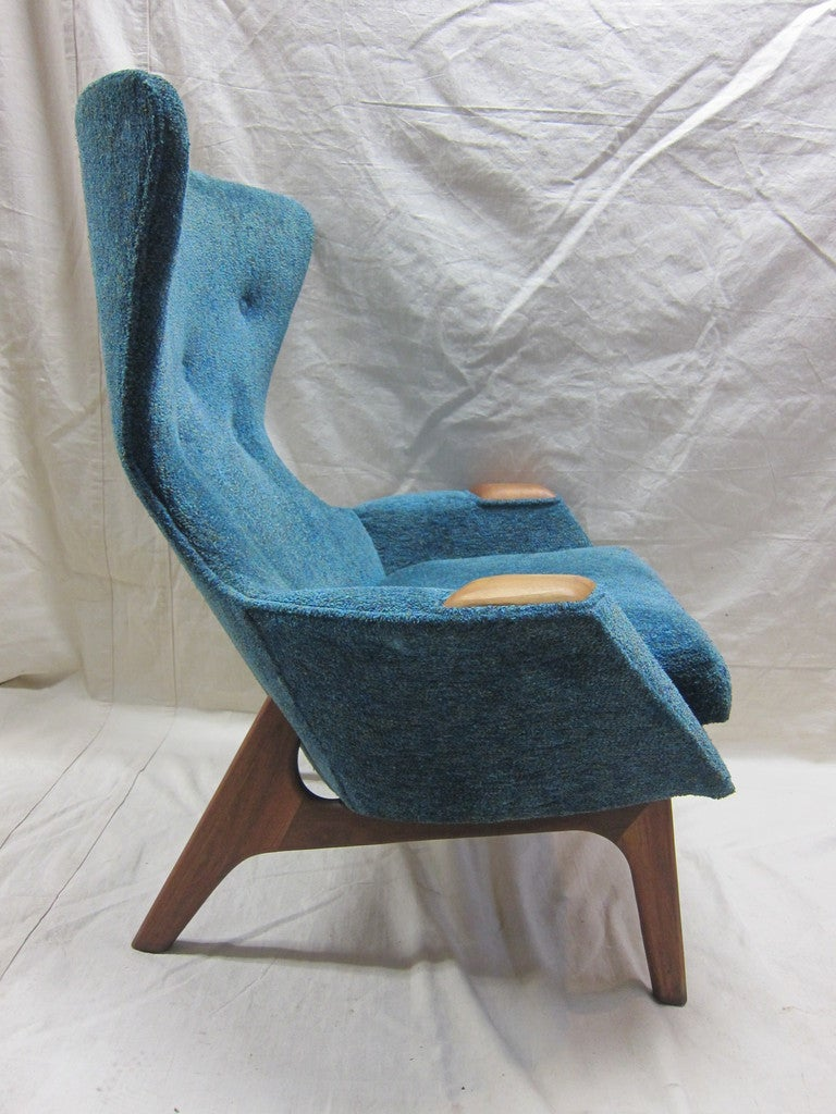 Adrian Pearsall Wing Chair 3