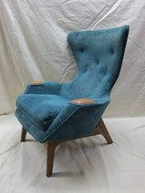 Adrian Pearsall Wing Chair image 2
