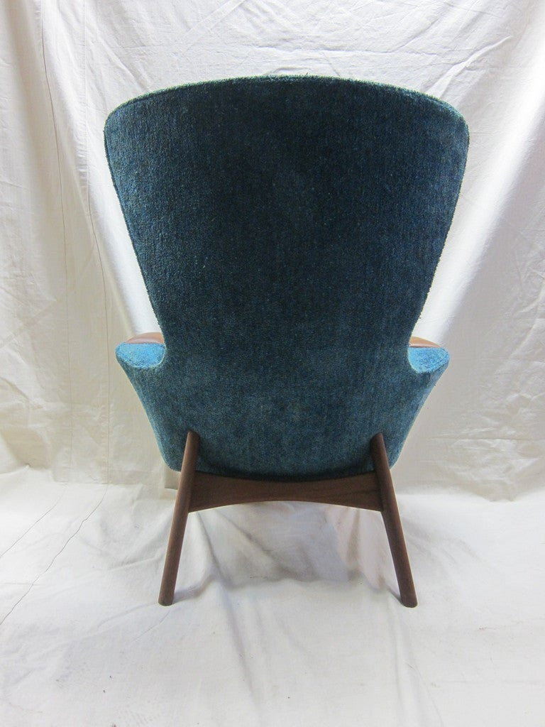 Adrian Pearsall Wing Chair 6