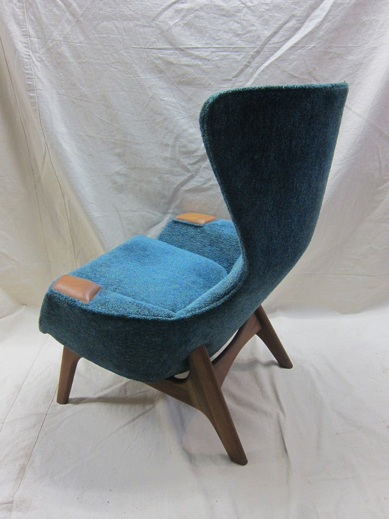 Adrian Pearsall Wing Chair 4