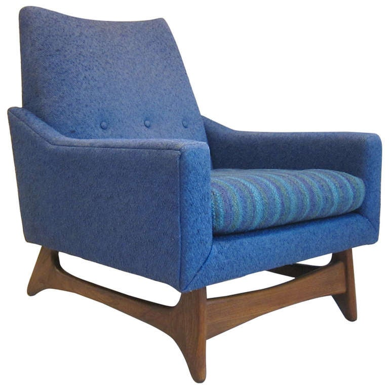 Adrian Pearsall Midcentury Lounge Chair