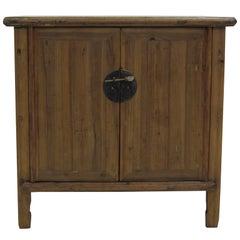 Natural Wood Provincial Cedar Cabinet
