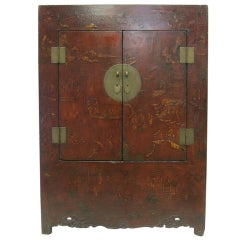 18th Century Chinese Cabinet