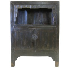 19th Century Cabinet dry bar