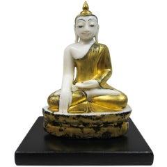 Burmese Alabaster Buddha