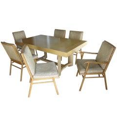 Robsjohn Gibbings Table And Chair Set