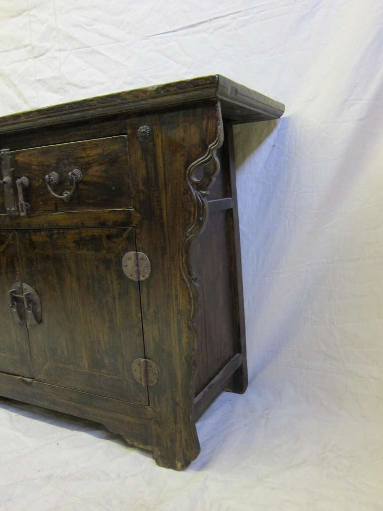 Qing 19th Century Chinese Sideboard For Sale