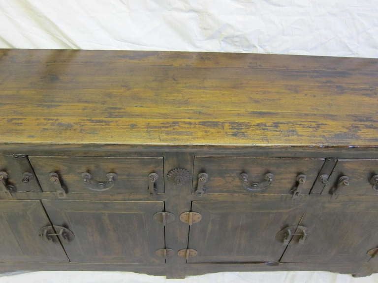 19th Century Chinese Sideboard For Sale 3