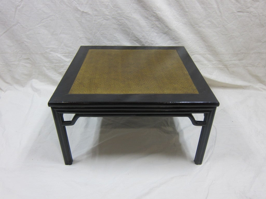 Chinese Art Deco Cocktail Table For Sale