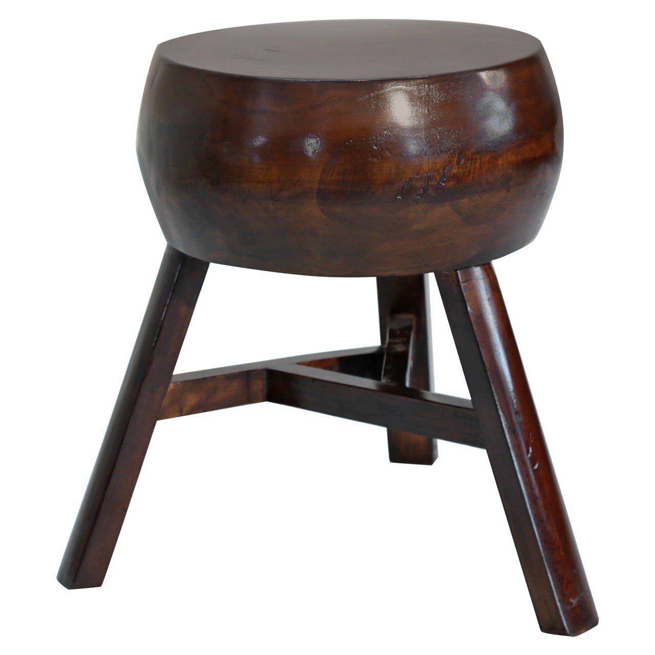 Cog Stool Table