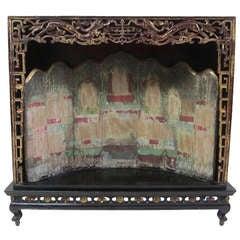 19th Century Chinese Shrine