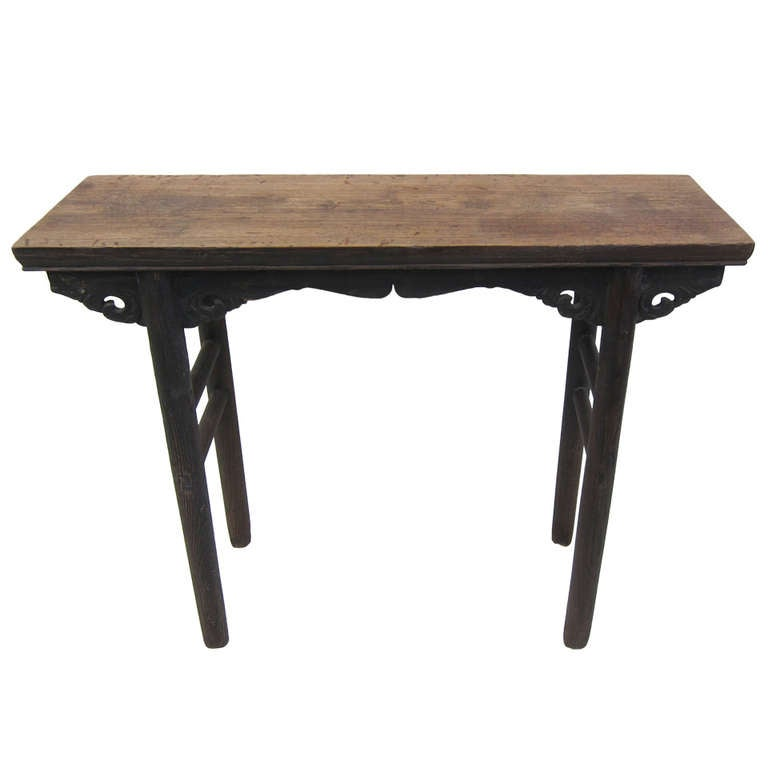 19th Century Chinese Altar Table
