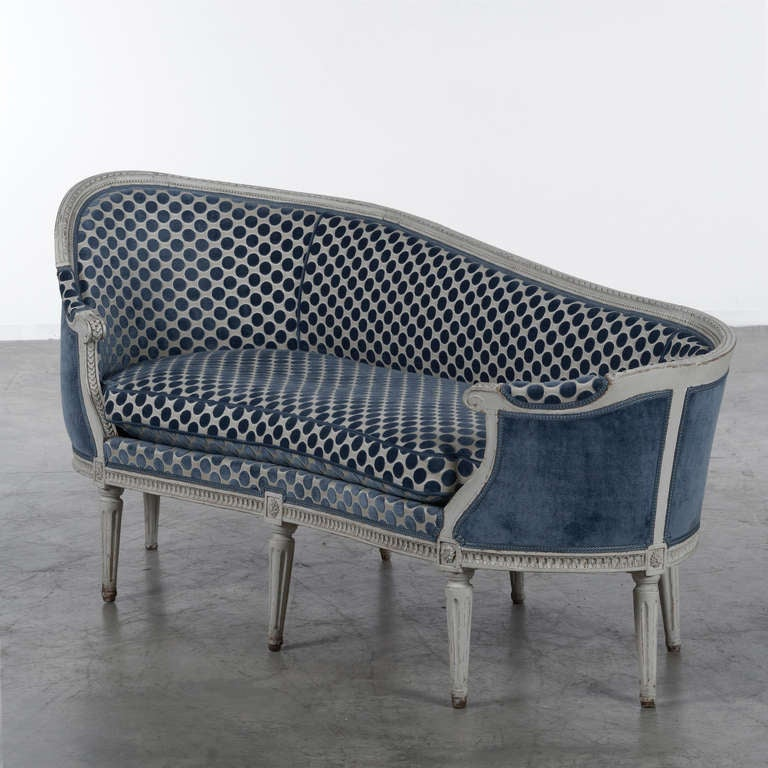 19th century french chaise lounge for sale at 1stdibs for 19th century chaise lounge