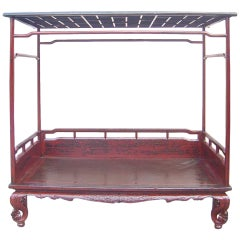 19th Century Chinese Day Bed