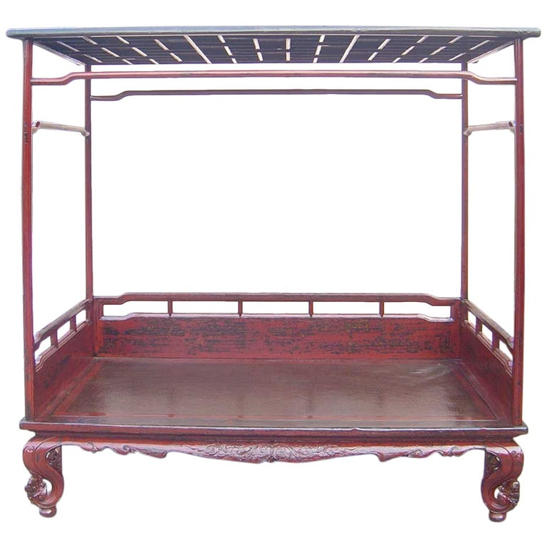 19th Century Chinese Day Bed For Sale