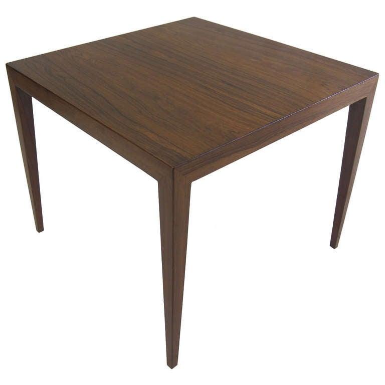 Severin Hansen Rosewood Table