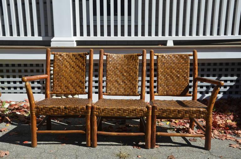 Old Hickory Ranch Porch Seating At 1stdibs
