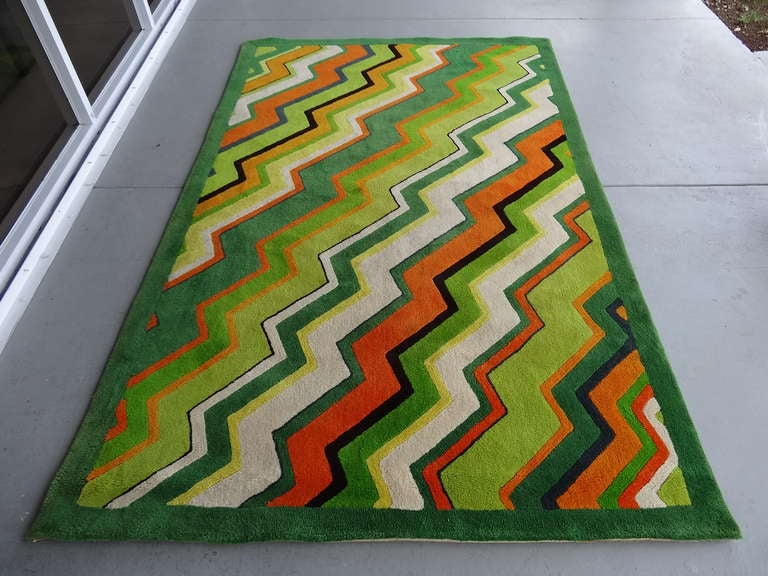 1970s Edward Fields Rug 2