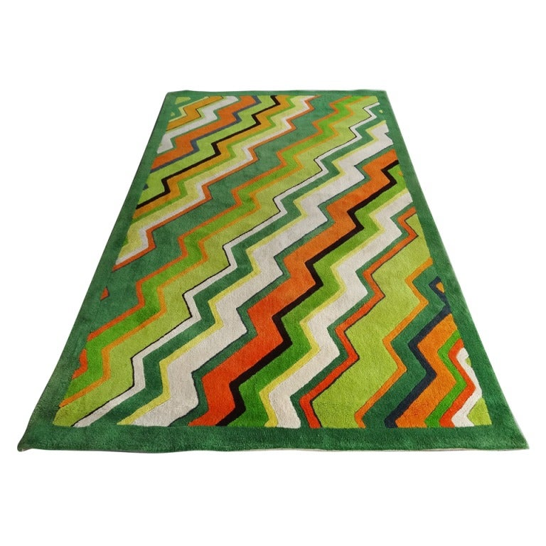 1970s Edward Fields Rug 1