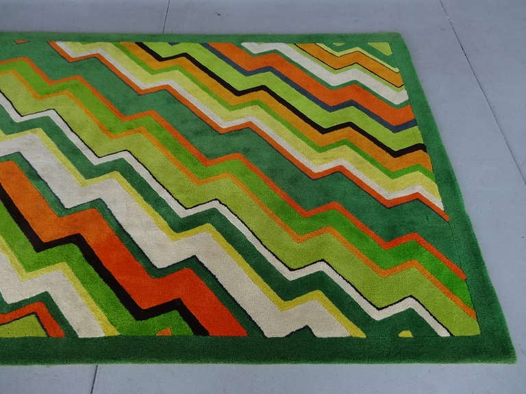 1970s Edward Fields Rug 4