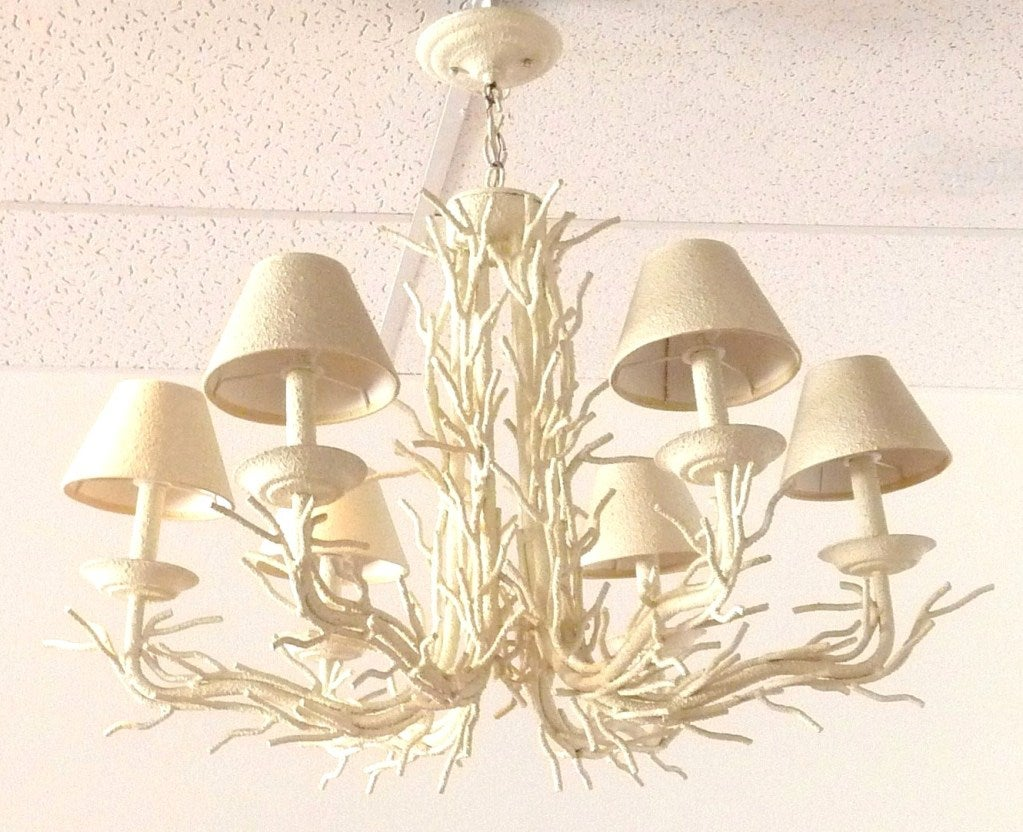 Coral Chandelier 6