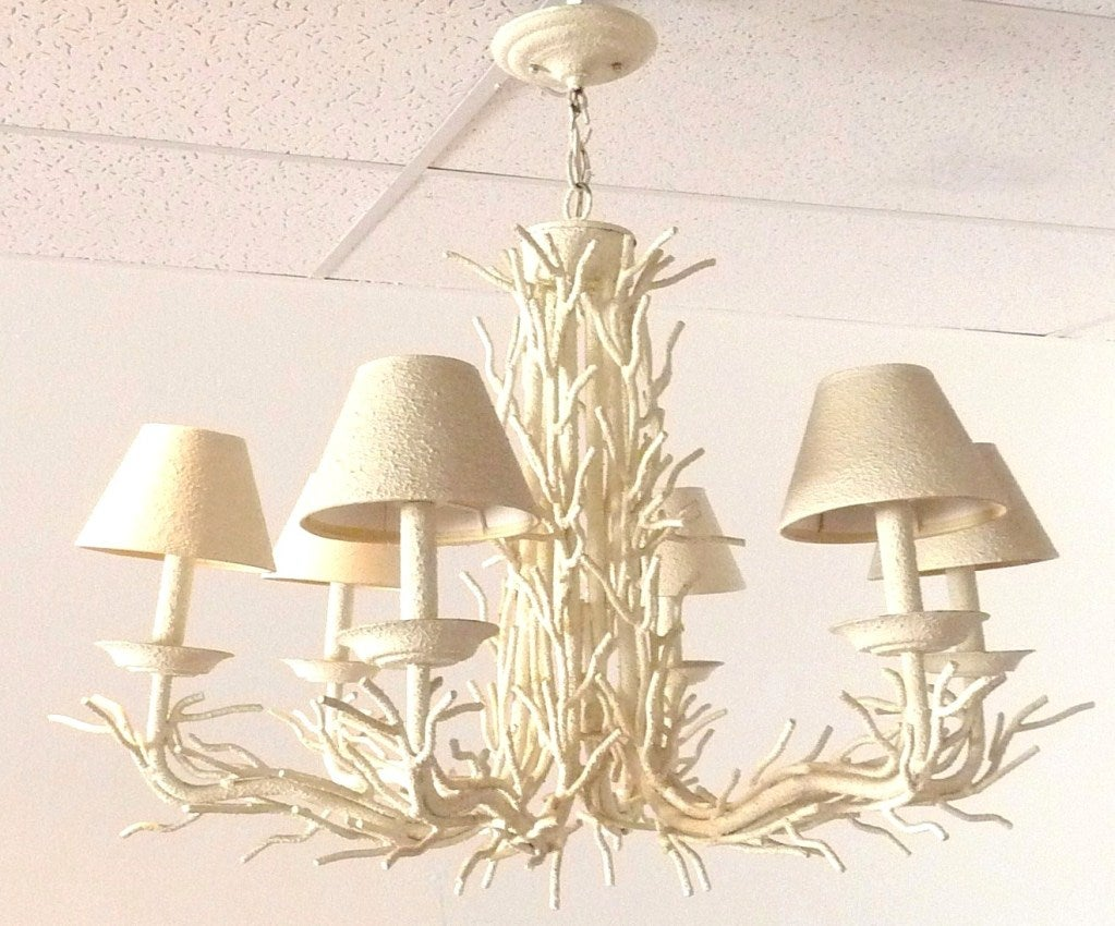 Coral Chandelier 7
