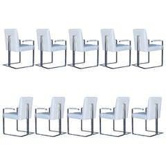 10 Chairs by Vladimir Kagan