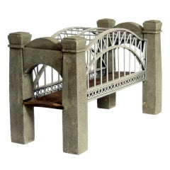 Replica of Hell Gate Bridge
