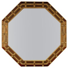 Octagonal Jamestown Lounge Mirror