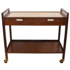 Edward Wormley for Dunbar Style Bar Cart